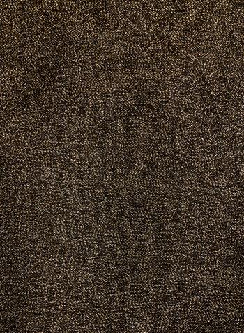 Lurex Sheer Silk Wrap Scarf, Black, hi-res