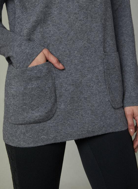 Conrad C - Knit Tunic, Grey