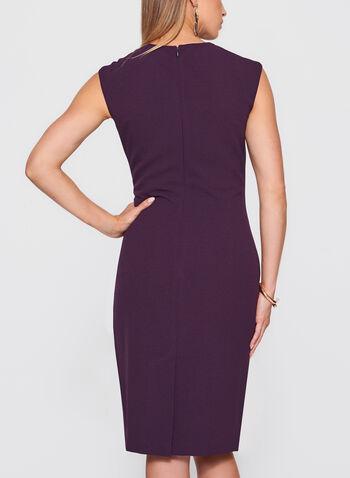 Chetta B - Sleeveless Sheath Dress, , hi-res