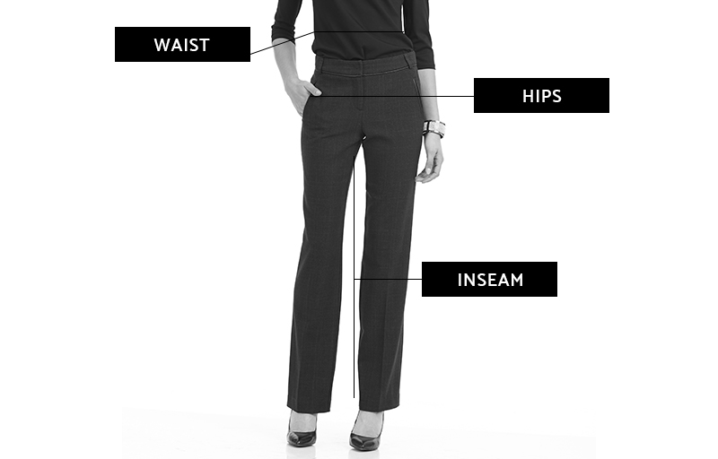 Pants / Jeans / Capris / Shorts