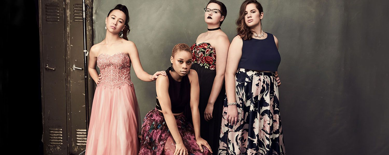 Laura & Melanie Lyne Own the Prom 2018