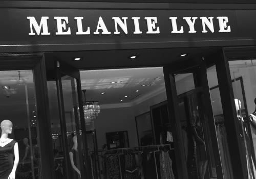 Trouvez votre magasin Melanie Lyne
