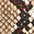 Snakeskin Print Two-in-One Bag, Brown, swatch
