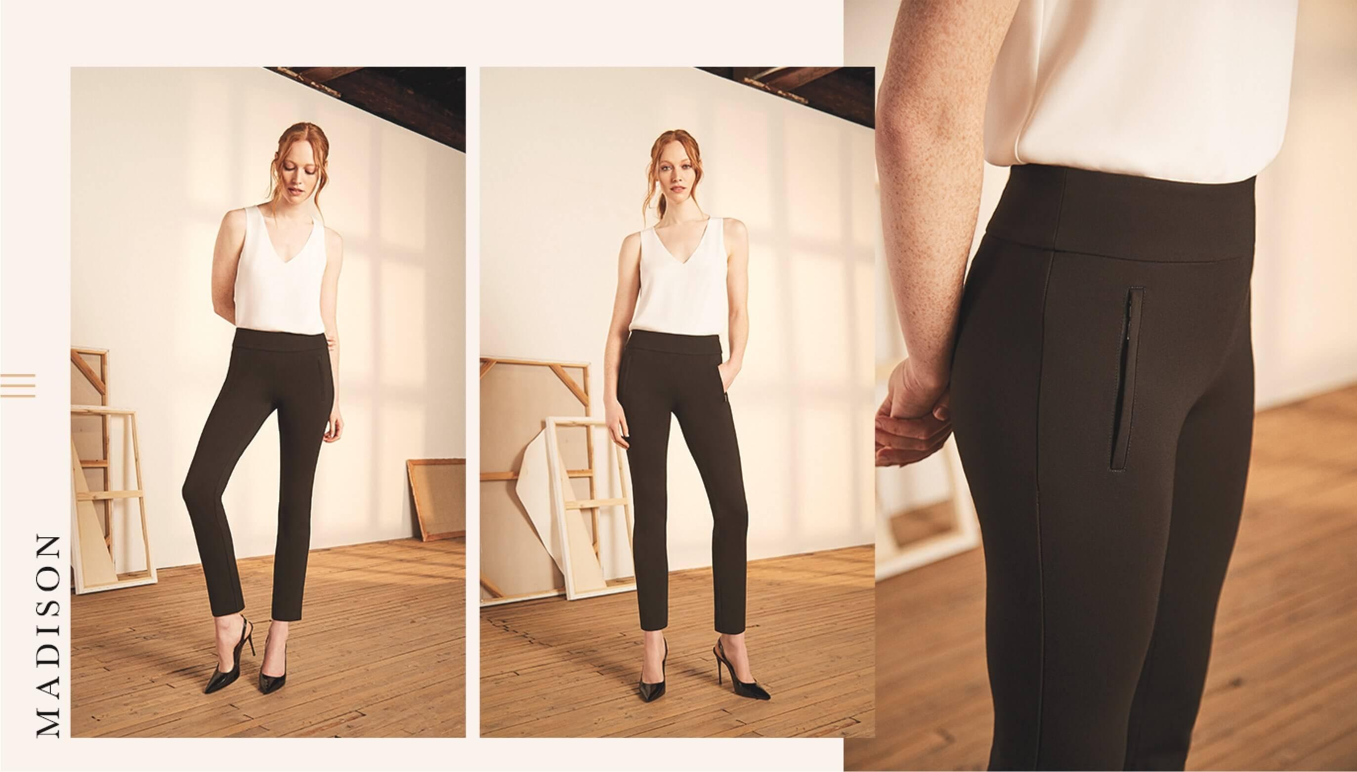 Pants - Madison