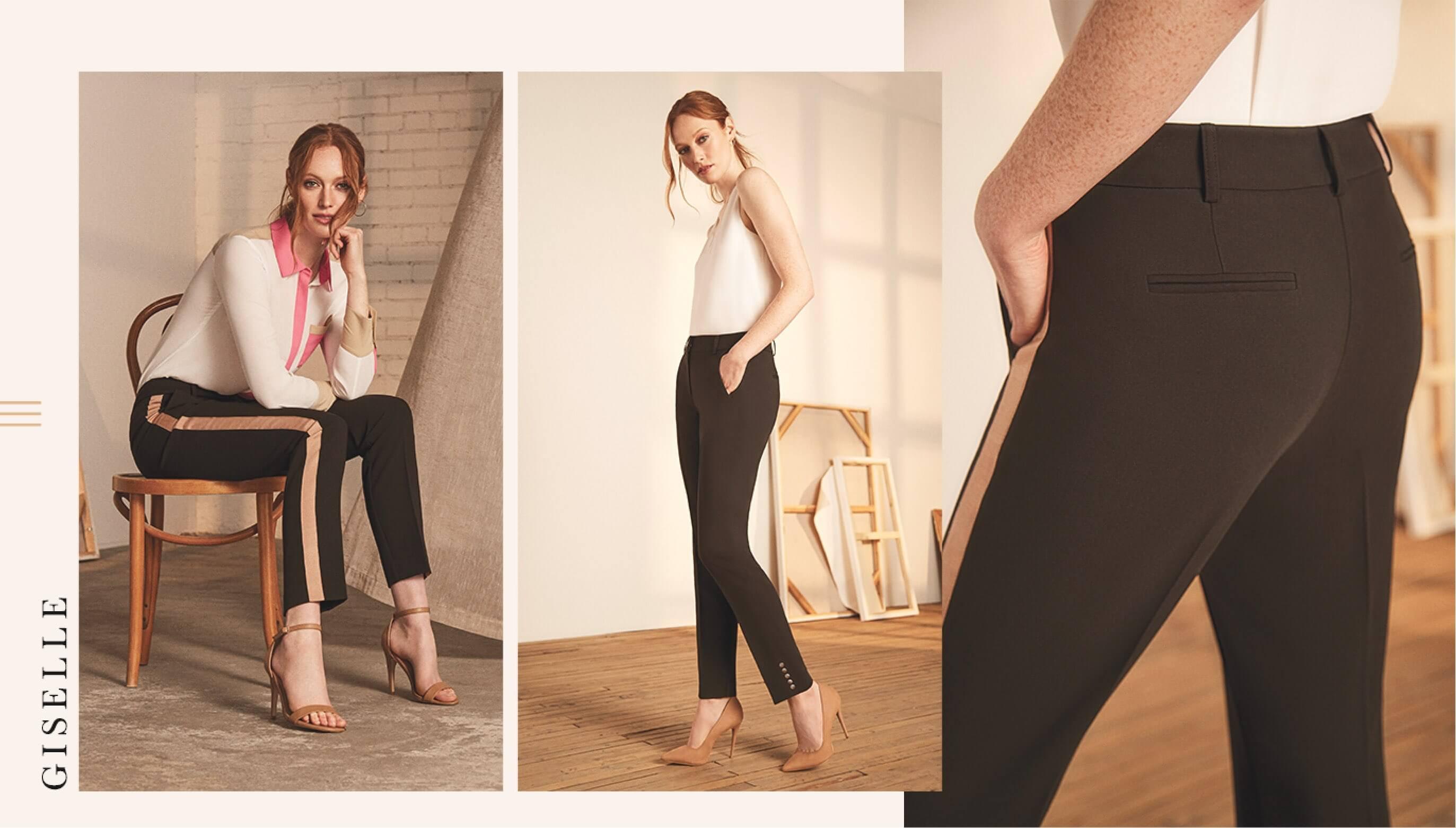 Pants - Giselle