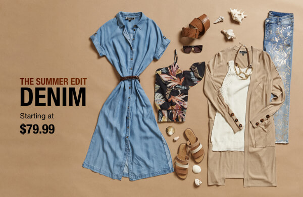 Melanie Lyne - Clothing - Denim