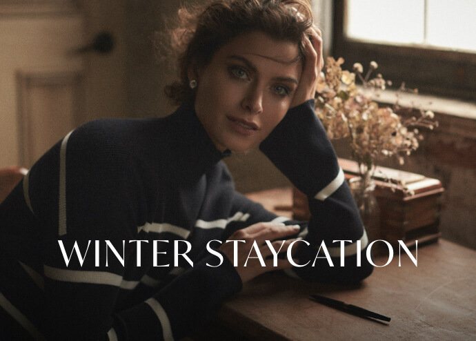 Winter staycation
