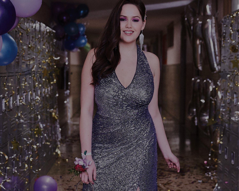 Laura Plus - Prom