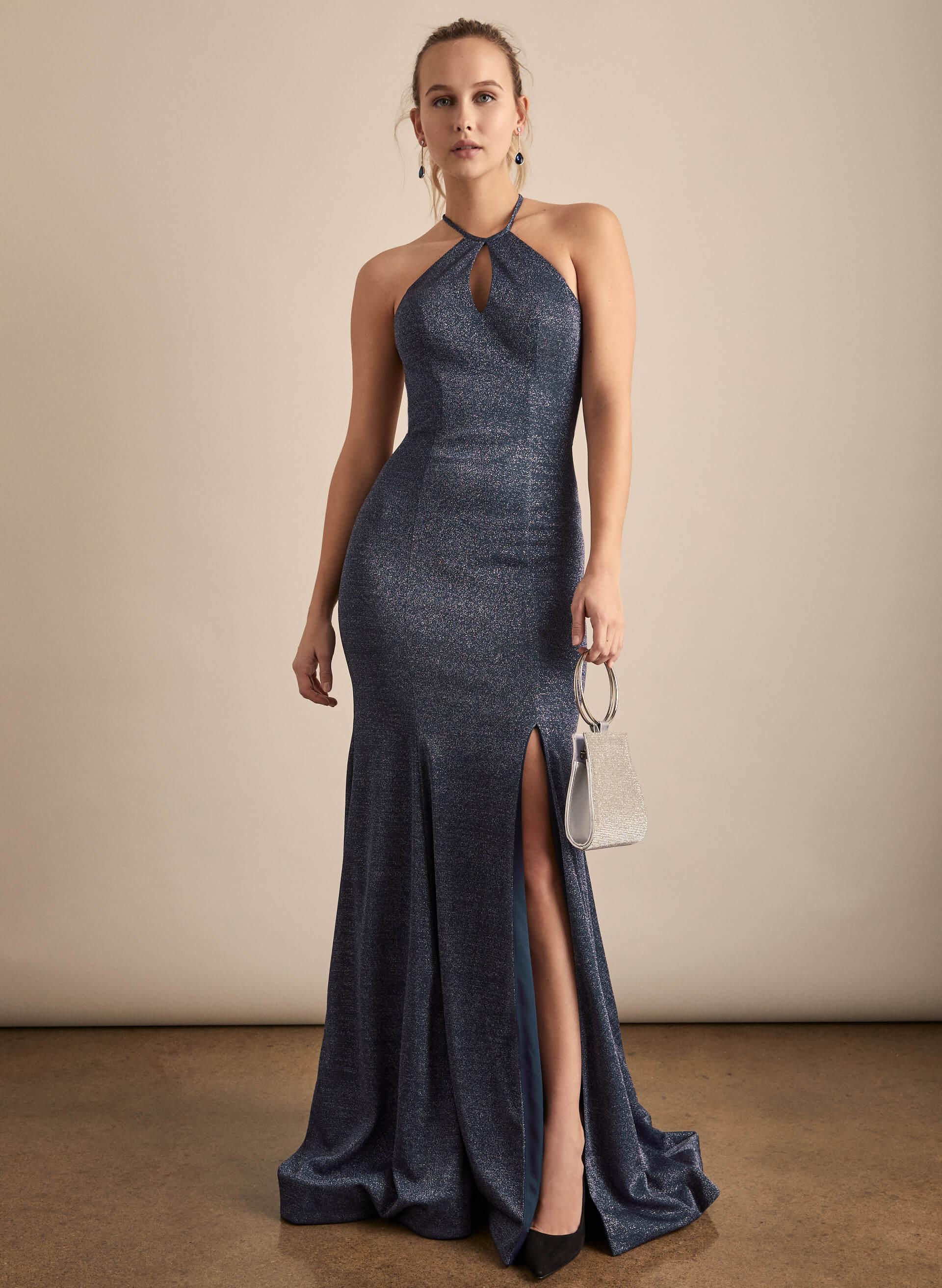 Prom - Melanie Lyne - 2020 - Robe sirène pailletée à dos lacé