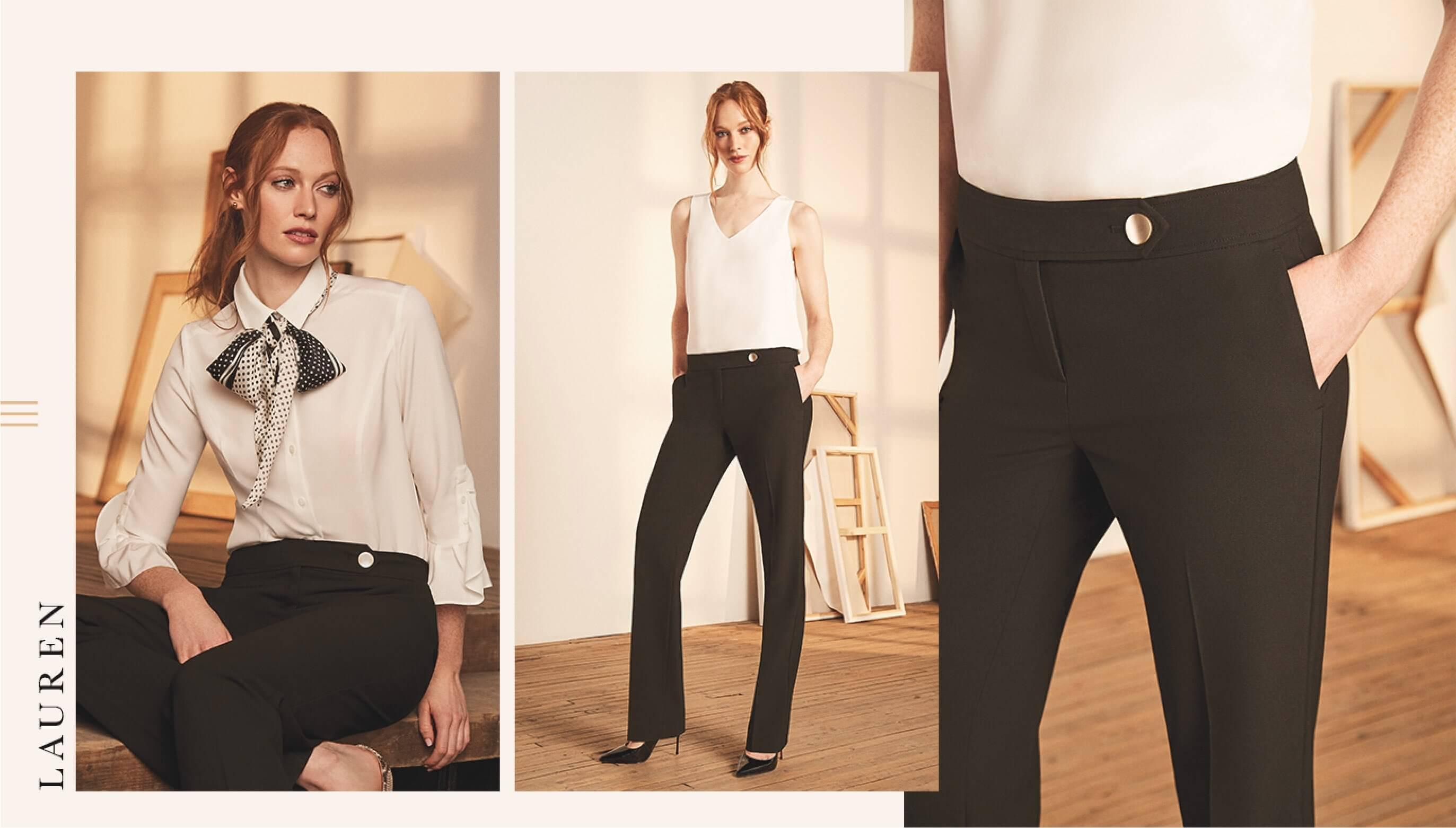 Pants - Lauren