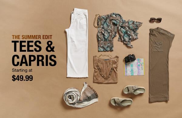 Melanie Lyne - Clothing - Tees Capris