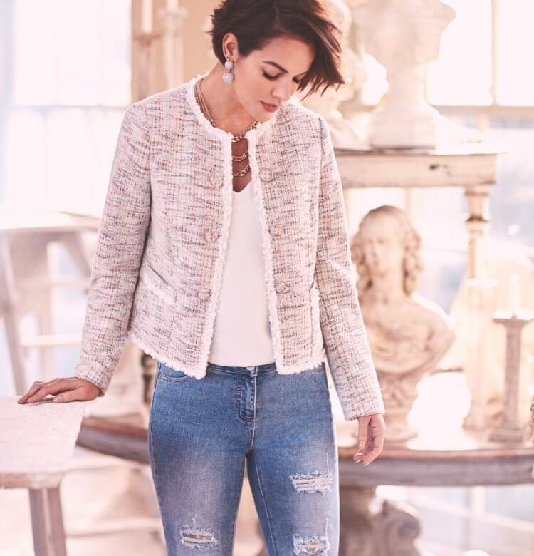 Divine Styling Fall Clothing