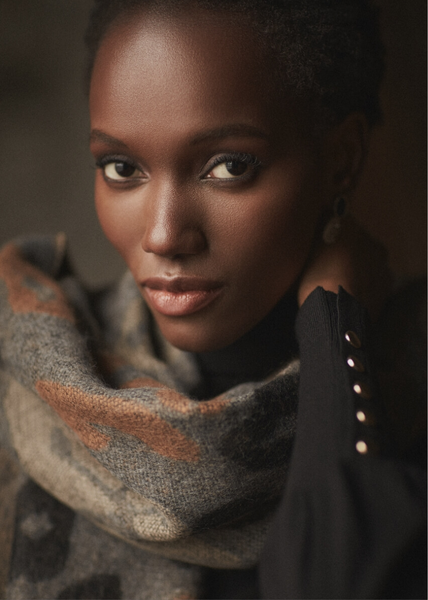 Leave a lasting impression in luxurious looks designed to tackle the cold.