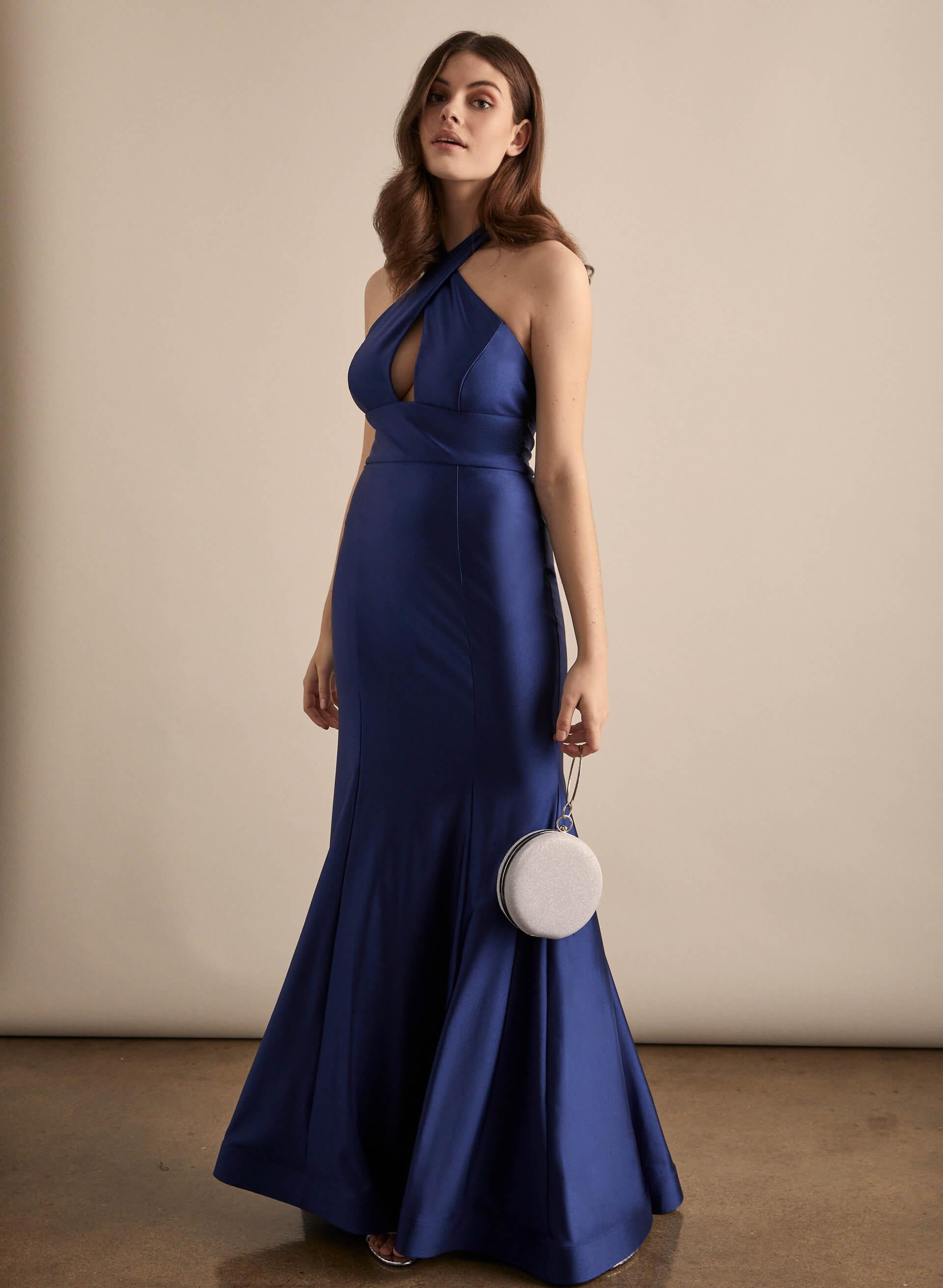 Prom - Melanie Lyne - 2020 - Robe sirène à col croisé