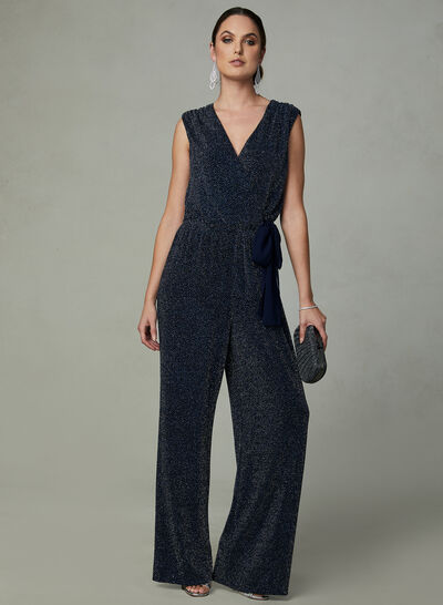 SD Collection - Glitter Jumpsuit